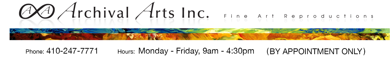 Archival Arts Inc. Logo
